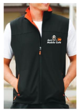 Jim's Uniform Vest